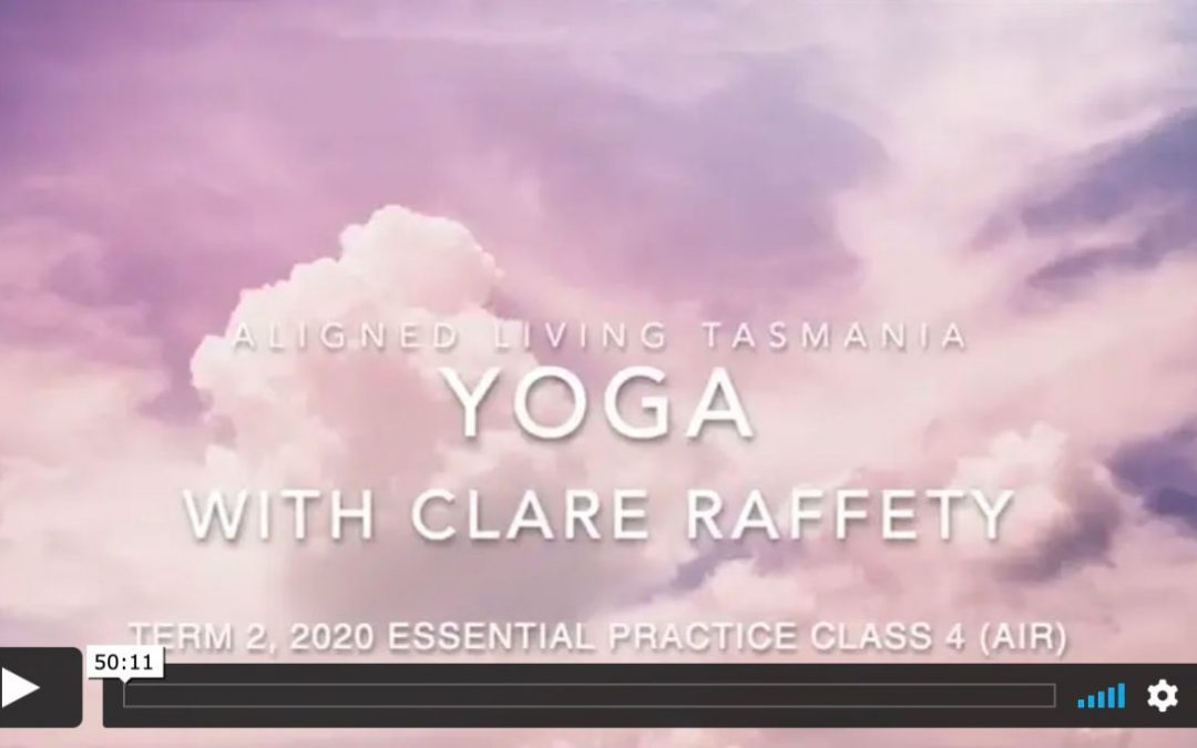 Elemental Yoga: Air, Essential Practice
