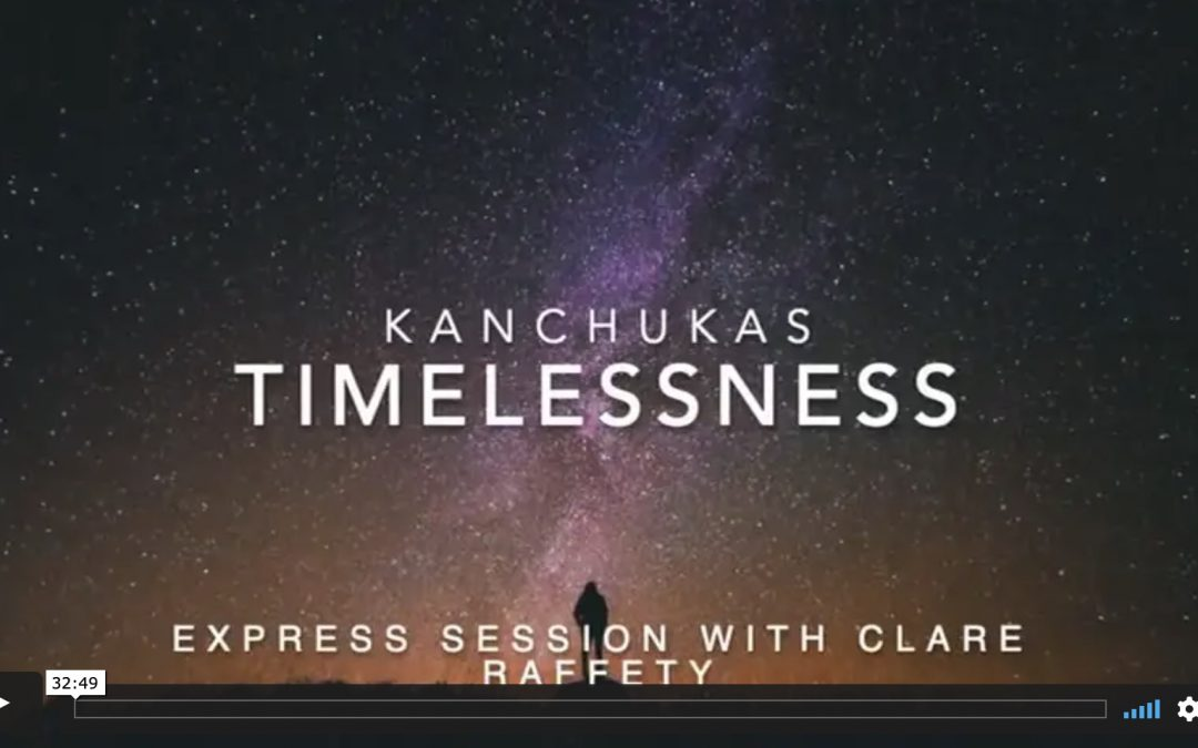 Kanchukas: Timelessness, Express session
