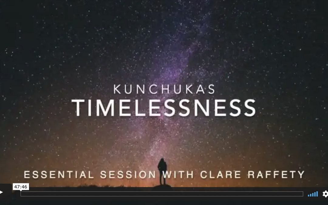 Kanchukas: Timelessness, Essential session