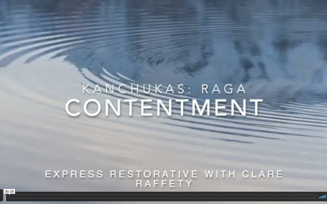 Kanchukas: Contentment. Express session
