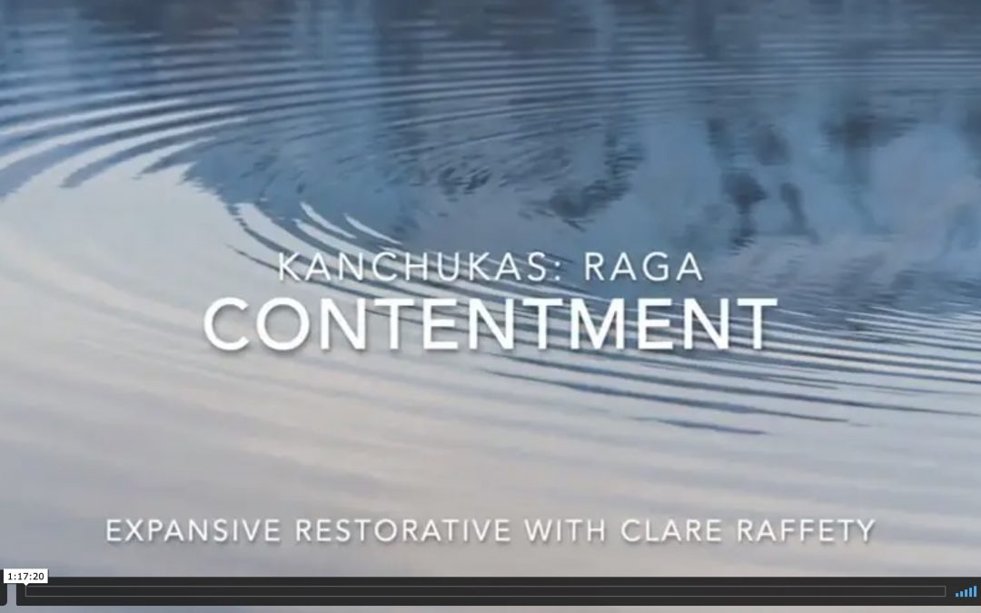 Kanchukas: Contentment. Expansive session