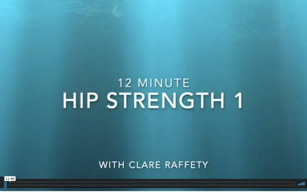 hip strength – session 1