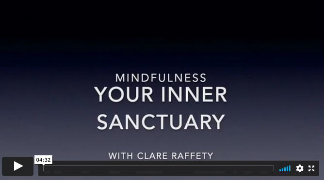 mindfulness: your inner sanctuary