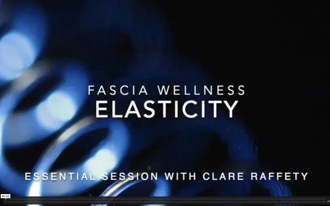 Fascia Wellness: Elasticity. Essential session
