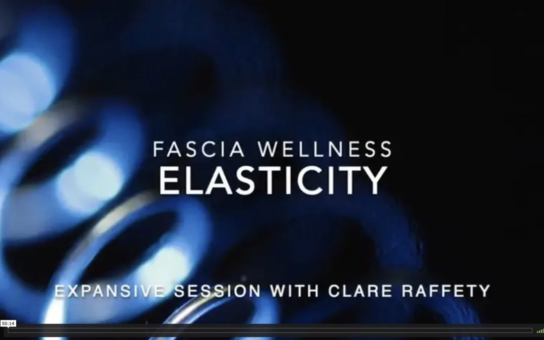 Fascia Wellness: Elasticity. Expansive session