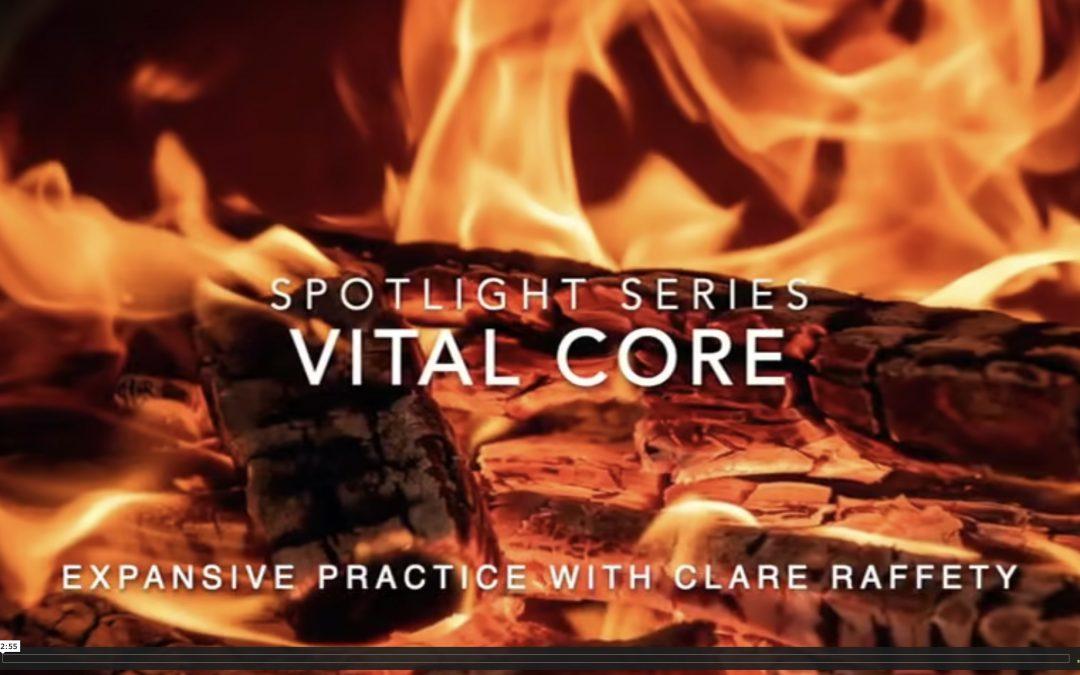 Spotlight Series: vital core. Expansive session