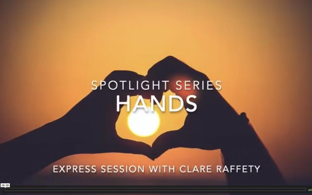 Spotlight Series: wrists & hands. Express